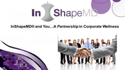 InShape MD in Louisville, KY offers Corporate Wellness to ensure the health of employees.