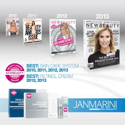 One of InShapeMD Louisville's best anti-aging treatments is the Jan Marini Skin Care Management System.