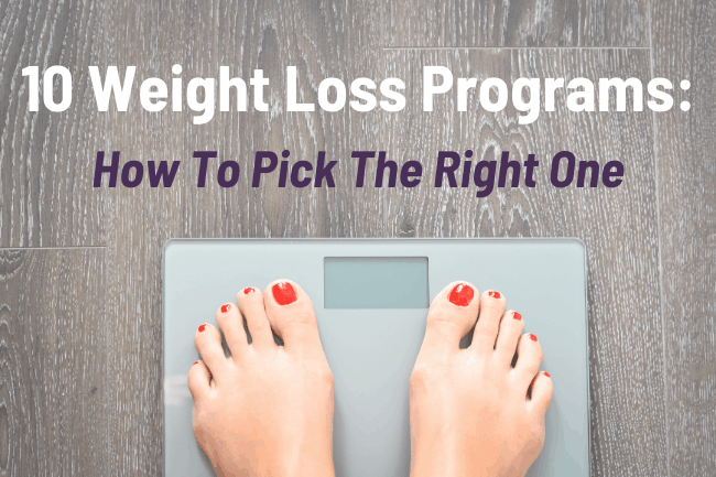 Here is a list of weight loss programs and how to pick the best option for you in Louisville, KY.