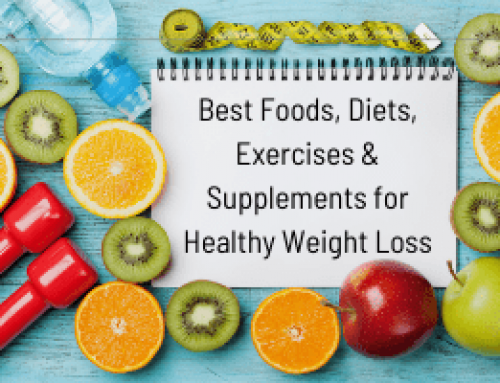 Weight Loss: Best Foods, Diets, Exercises & Supplements for Losing Weight